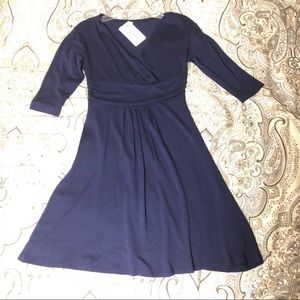 Glamour Empire size S comfortable dress